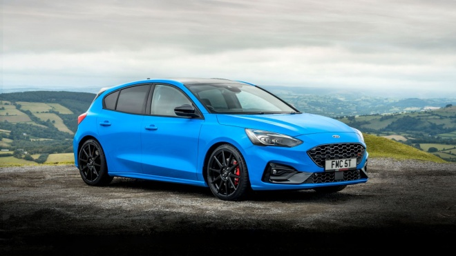 Ford Focus ST Edition 2021: Mẫu hatchback lái cực chất, giá từ 49.000 USD