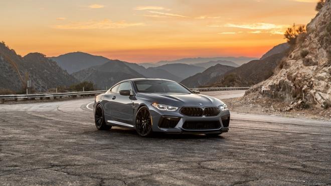 """""""Quái thú"""" CarBahn BMW M8 Competition mạnh hơn 900 mã lực"""
