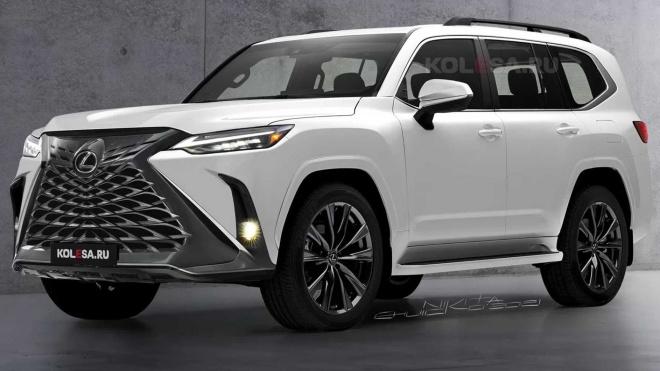 Lexus LX đời mới có thể ra mắt muộn hơn dự kiến vì thiếu hụt chất bán dẫn