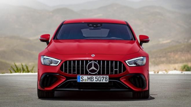 Chiêm ngưỡng vẻ đẹp của siêu sedan Mercedes-AMG GT 63 E Performance 2023