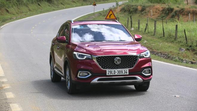 Hệ thống AWD mang lại những gì cho chiếc MG HS 2.0T Trophy?