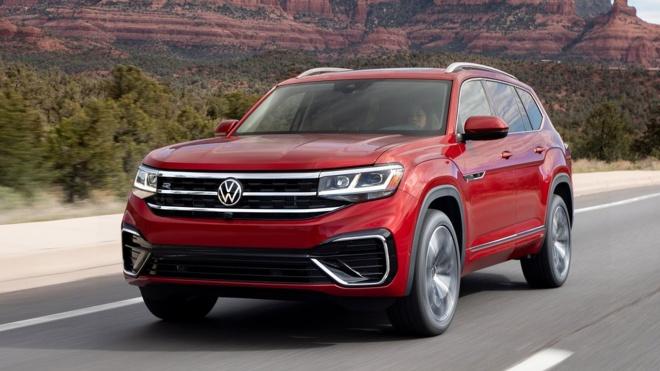 Volkswagen Teramont 2021 giá hơn 2 tỷ sắp ra mắt tại Việt Nam cạnh tranh phân khúc nào?
