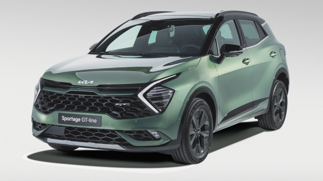 Kia Sportage 2022 phiên bản châu Âu lộ diện: Mẫu crossover nhỏ gọn, đẹp và thực dụng