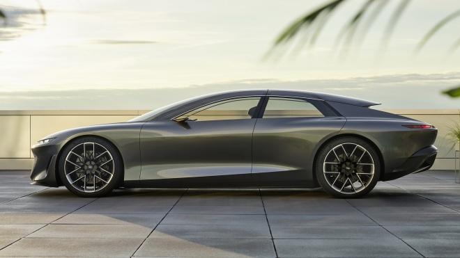 Audi Grandsphere Concept – Viết lại hoàn toàn diện mạo cho A8 thế hệ mới