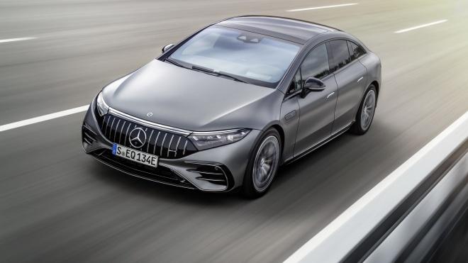 Mercedes-AMG EQS 53 2023: Limousine chạy điện đỉnh cao mạnh 751 mã lực