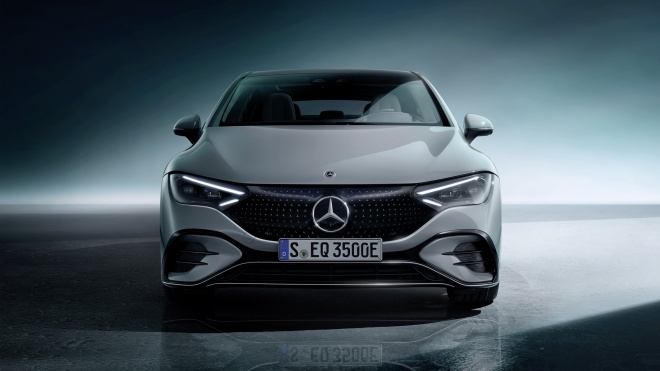 Mercedes-Benz EQE 2023 – bản chạy điện của E-Class ra mắt