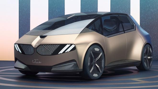 BMW I Vision Circular Concept – Xe điện tái chế cho tương lai
