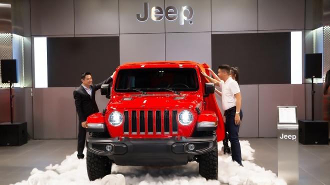 Triệu hồi Jeep Wrangler 2020 tại Việt Nam do nguy cơ cháy xe