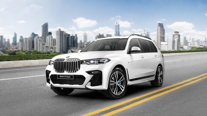 BMW X3, X5, X7: Bộ ba SAV cực chất cho người Việt mê xe Đức