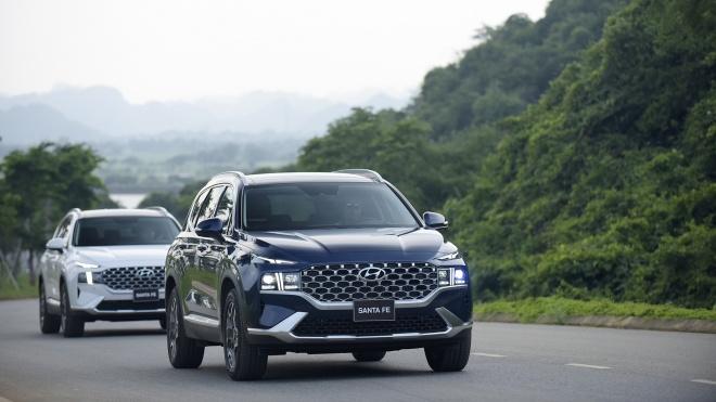 Tháng 8/2021: Doanh số xe Hyundai sụt giảm mạnh