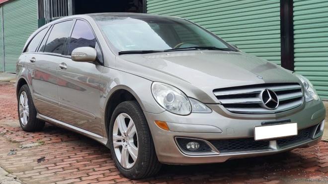 Hơn 300 triệu sở hữu hàng hiếm Mercedes-Benz R350 2005