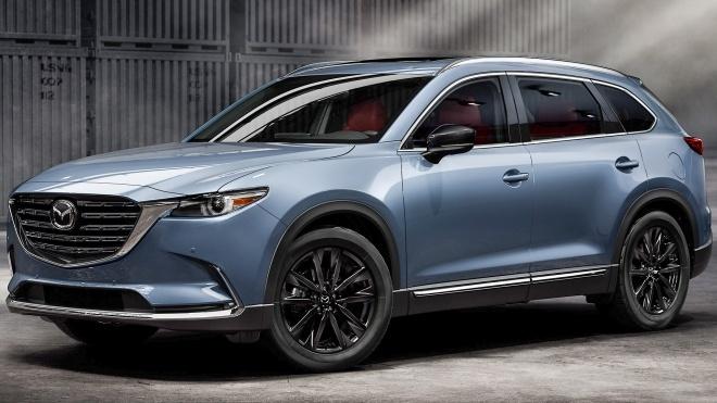 Mazda CX-9 2021 ra mắt tại Malaysia, thêm trang bị, giá từ 77.320 USD