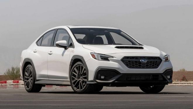 Subaru WRX 2022 ra mắt, động cơ 2.4L công suất 271 mã lực