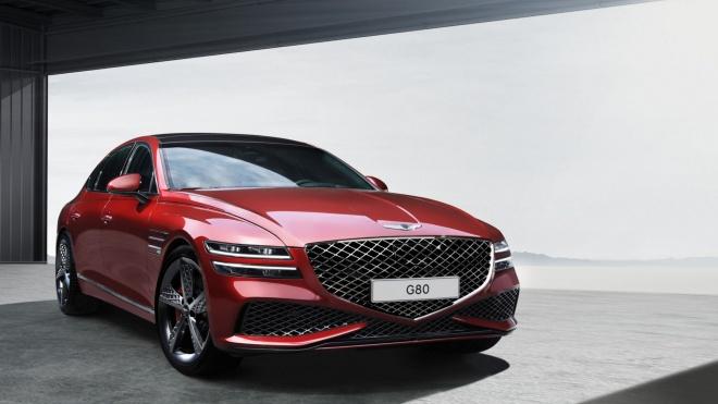 Genesis G80 2022 chốt giá từ 48.000 USD, thêm biến thể Sport mới