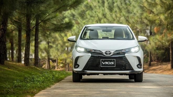 Tháng 8/2021: Toyota Việt Nam bán được 2.304 xe, giảm mạnh tới 47%