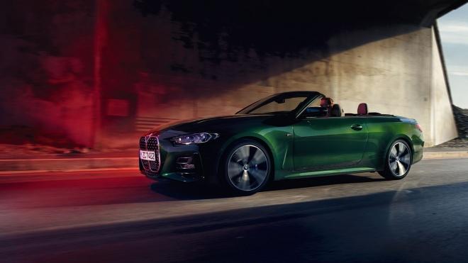 BMW 4 Series hoàn toàn mới sắp ra mắt tại Việt Nam