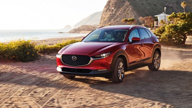 Mazda trang bị tiêu chuẩn hệ dẫn động AWD cho mọi mẫu SUV tại Mỹ