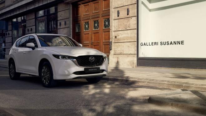 Mazda CX-5 2022 ra mắt với hệ dẫn động AWD tiêu chuẩn, thiết kế nâng cấp nhẹ