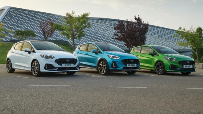 Ford Fiesta 2022 ra mắt với nhiều nâng cấp đáng chú ý