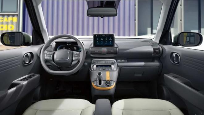 Soi nội thất của mẫu SUV siêu nhỏ Hyundai Casper
