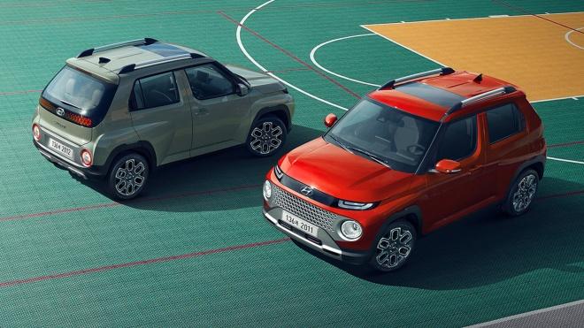Hyundai Casper nhận được gần 19.000 đơn đặt hàng trong ngày đầu mở bán