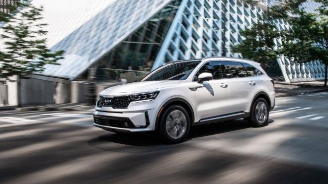 Kia Sorento PHEV 2022 bản siêu tiết kiệm nhiên liệu chốt giá từ 46.165 USD
