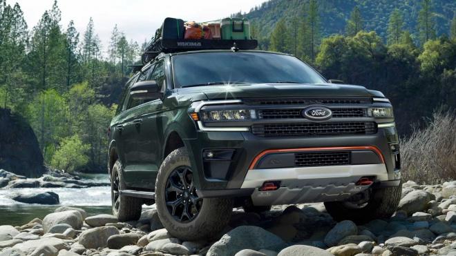 Ford Expedition 2022 ra mắt với loạt nâng cấp đáng giá