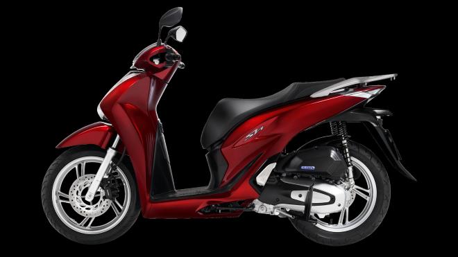 Honda SH125i/150i bản nâng cấp ra mắt, giá từ hơn 71 triệu đồng