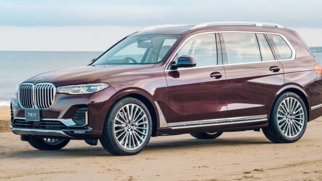 BMW X7 Nishijin Edition sản xuất chỉ 3 chiếc, giá 153.000 USD