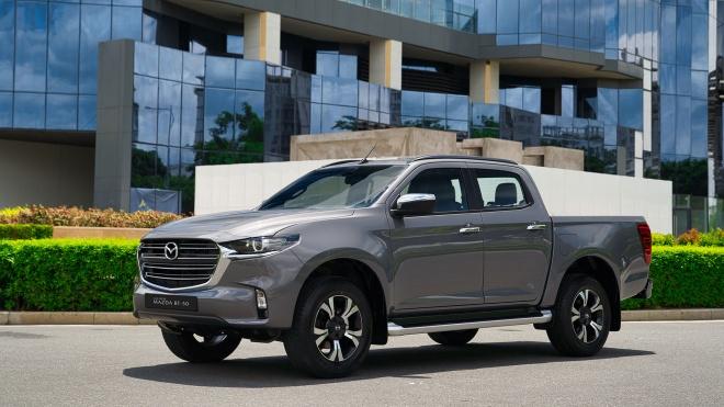 All New Mazda BT-50: Những điểm nhấn nổi bật tạo lợi thế cạnh tranh