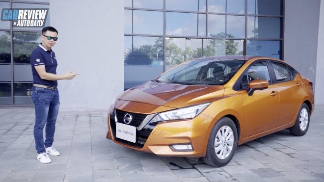 Trải nghiệm chi tiết Nissan Almera 2021 giá hơn 500 triệu - ĐÁNG TỪNG ĐỒNG