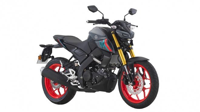 Yamaha MT-15 2021 bổ sung bộ áo mới cực ngầu, giá từ 2.860 USD