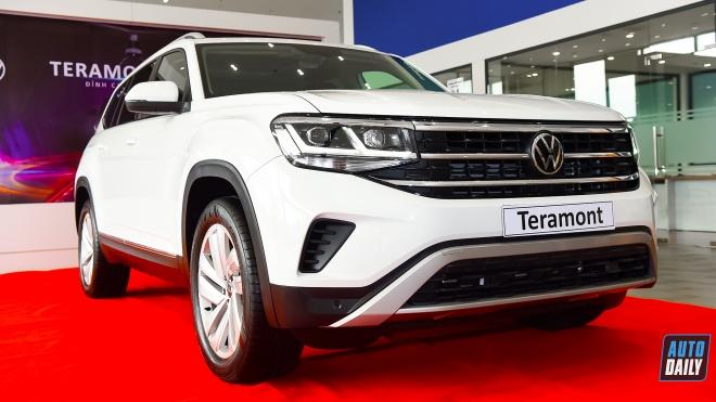 Volkswagen Teramont 2021 giá 2,349 tỷ vừa ra mắt có gì đặc biệt?