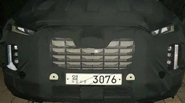 Hyundai Palisade phiên bản nâng cấp sẽ có một diện mạo mới táo bạo hơn