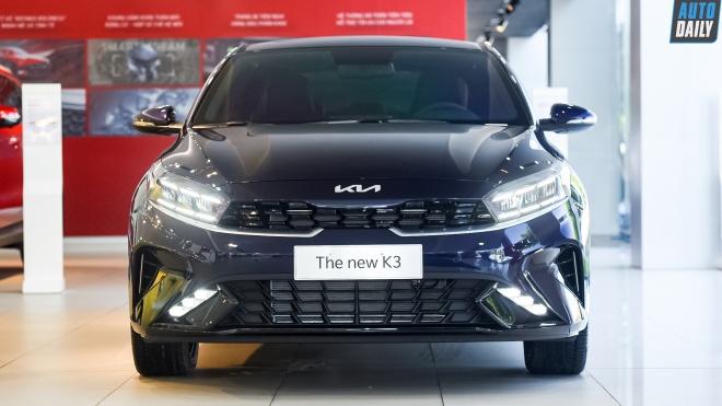 Ảnh chi tiết Kia K3 Premium 2021 giá 659 triệu đồng tại đại lý