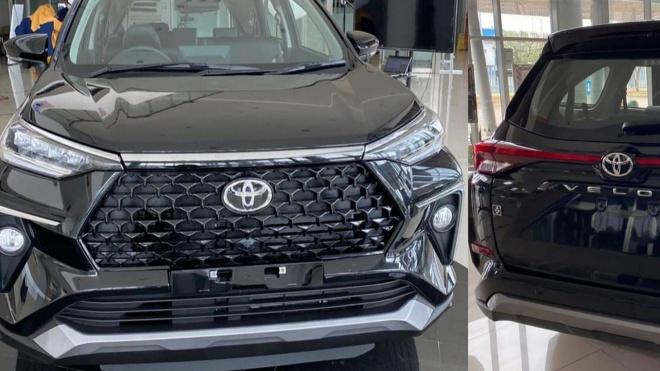 Ảnh thực tế Toyota Avanza 2022 sắp ra mắt đấu Mitsubishi Xpander