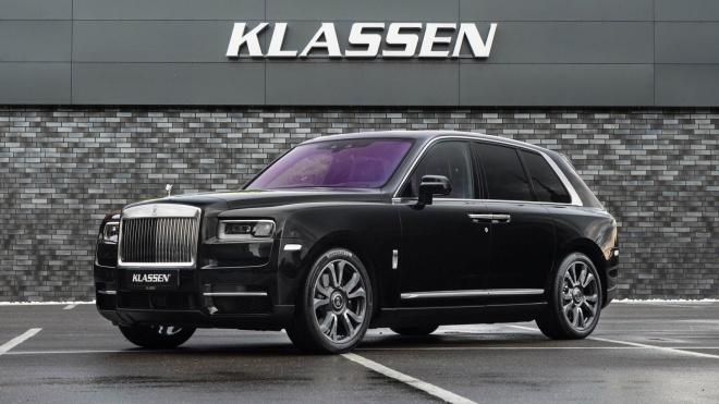 Rolls-Royce Cullinan phiên bản bọc thép có giá 1 triệu USD