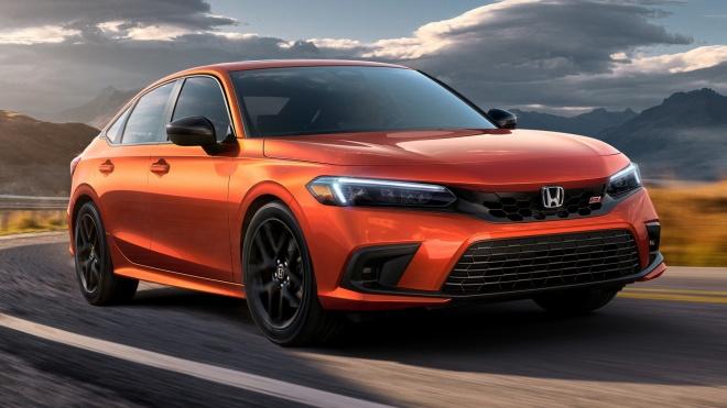 Honda Civic Si 2022 ra mắt với động cơ tăng áp mạnh 200 mã lực