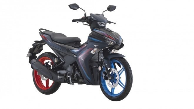Yamaha Exciter 155 Doxou Edition 2021 ra mắt, giá từ 2.812 USD
