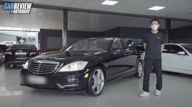 """1,3 tỷ, nên mua """"Hoa hậu"""" Mercedes S550 AMG 10 năm, BMW 520i đi 5 năm hay Toyota Camry mới 100%?"""