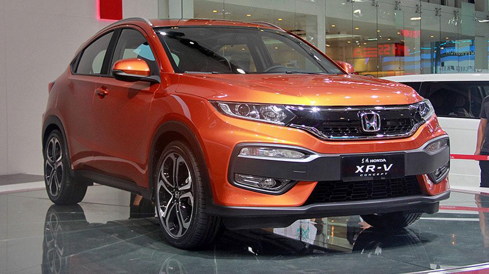 Honda XR-V: SUV cỡ nhỏ, giá rẻ
