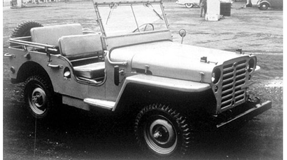 Dòng xe 2 cầu của Nissan – 65 năm một chặng đường lịch sử