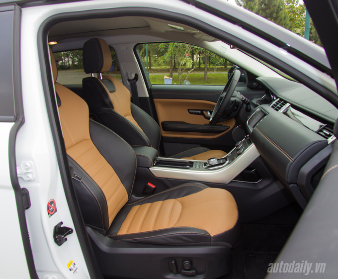 range rover evoque 2016 ng y c ng s c b n. Black Bedroom Furniture Sets. Home Design Ideas