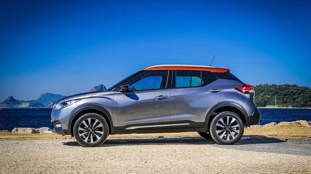 Nissan Kicks Nissan ra mắt mẫu  SUV hoàn toàn mới Nissan Kicks Nissan 20Kicks 20 3