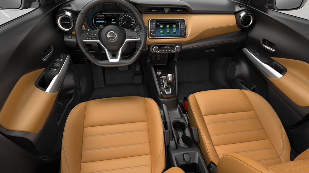 Nissan Kicks Nissan ra mắt mẫu  SUV hoàn toàn mới Nissan Kicks Nissan 20Kicks 20 5