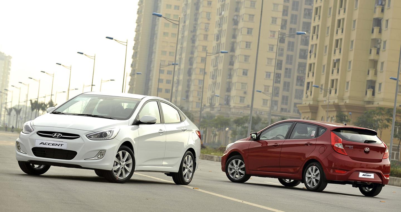 Mua xe Hyundai nhận ngay ưu đãi Mua xe Hyundai nhận ngay ưu đãi lên đến 30 triệu đồng Hyundai 20Accent 20  201 20copy