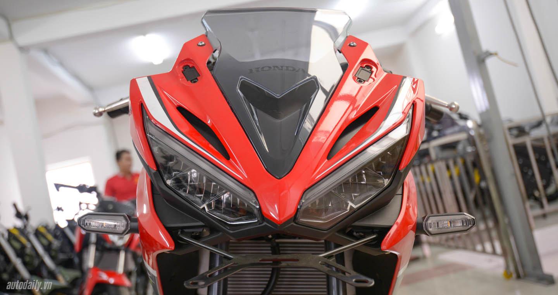 Honda CBR 150R 2016 2