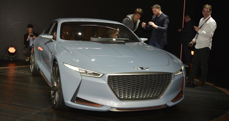 nhà thiết kế của Bentley đầu quân cho Hyundai Cựu nhà thiết kế của Bentley đầu quân cho Hyundai GenesisRange 10