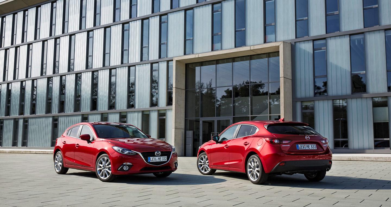 Tiếp tục tung Mazda 3 2016 động cơ diesel của hãng Mazda