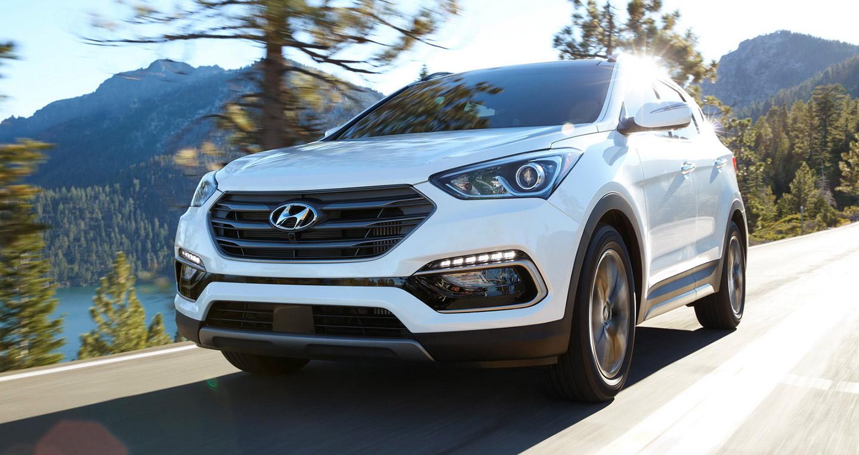 Hyundai SantaFe 2017 bản Sport Hyundai SantaFe 2017 bản Sport đạt tiêu chuẩn an toàn cao 2017 hyundai santa fe sport 1